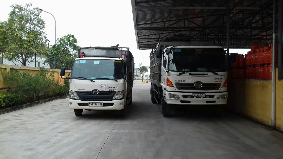 Vận tải gas