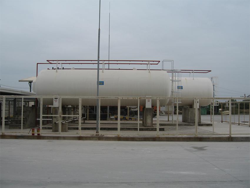 Một số hình ảnh hệ thống tồn trữ và phân phối Gas bồn đã được lắp đặt và sử dụng tại Nhà máy của Khách hàng ở các Khu Công nghiệp tại VN
