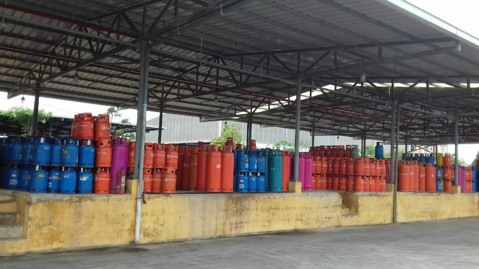 Các bình Công nghiệp 45 kg
